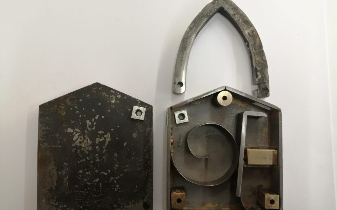 Design and Fabrication of a Working Padlock